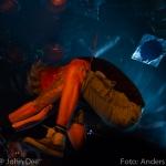 Requinox og Eron spiller på John Dee, regi rockealiansen