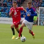 VÃ¥lerenga-Brann 3-3 Tippeligaen 2014