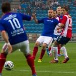 VÃ¥lerenga-Lyn 5-2, Cupen 2014