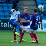 Oslo, Ullevaal - 20. september: xxx på xxx under Tippeligakampen mellom Vålerenga og Molde, 20. september 2014 på Ullevaal, Oslo (Foto: Anders Grydeland via www.grydis.no)