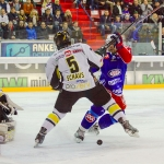Ishockey, finale 5. VÃ¥lerenga-Stavanger Oilers 1-2