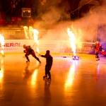 Vålerenga-Storhamar, Første semifinale