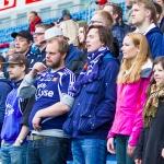 VÃ¥lerenga-Viking, 1-1 Tippeligaen