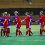 Treningskamp Vålerenga damer - Røa, Vallhall. 1-1