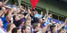 Oslo, Ullevaal 15. juli 2016, Vålerenga møtte Sogndal i Tippeligaen. Kampen endte 1-1. Oslo, Ullevaal, 15. juli 2016
