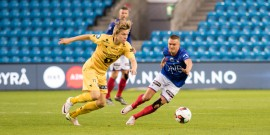 Oslo, Ullevaal 19. august 2016, Vålerenga møtte Bodø/Glimt i Tippeligaen. Kampen endte 1-1. Oslo, Ullevaal, 19. august 2016