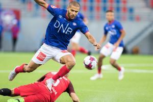 Valerenga-Brann 2-0 Eliteserien 2018-10