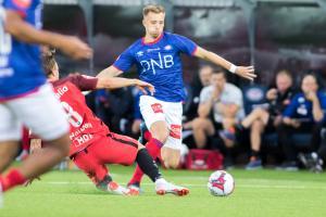 Valerenga-Brann 2-0 Eliteserien 2018-12