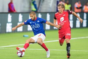 Valerenga-Brann 2-0 Eliteserien 2018-23