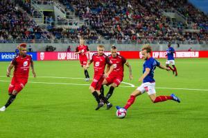 Valerenga-Brann 2-0 Eliteserien 2018-30
