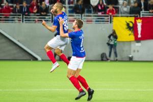 Valerenga-Brann 2-0 Eliteserien 2018-35