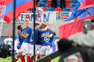 Valerenga-Brann 2-0 Eliteserien 2018-43
