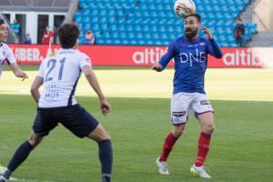 Valerenga-Stabak 1-1 Eliteserien 2016-19