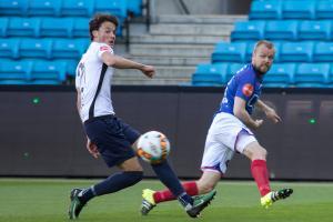 Valerenga-Stabak 1-1 Eliteserien 2016-24