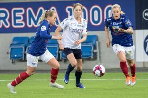 Vålerenga-Stabæk 1-0, runde 1 Toppserien 2019
