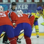 ishockey-norge-sverige-91