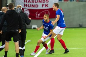 Valerenga-Brann 2-0 Eliteserien 2018-36