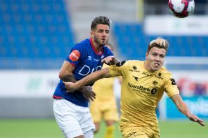 Vålerenga - Bodø/Glimt 6-0, runde 14 Eliteserien 2019