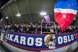 Vålerenga - Mjøndalen 2-0, runde 1 Eliteserien 2019